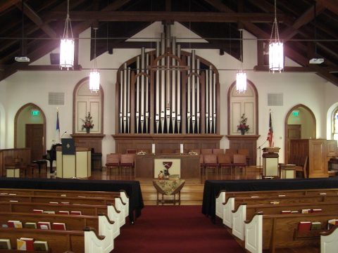 Quimby Pipe Organs - Associated Pipe Organ Builders of America