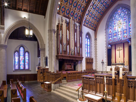 Andover Organ Company - Associated Pipe Organ Builders of