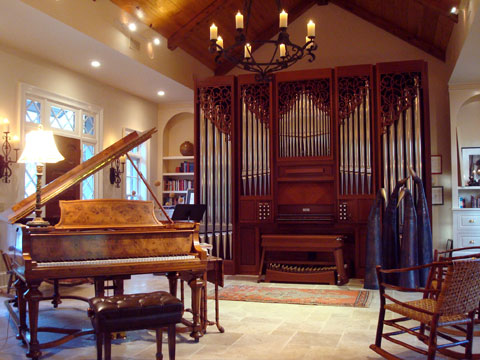 Aurora Homes For Sale >> Létourneau Pipe Organs - Associated Pipe Organ Builders of America