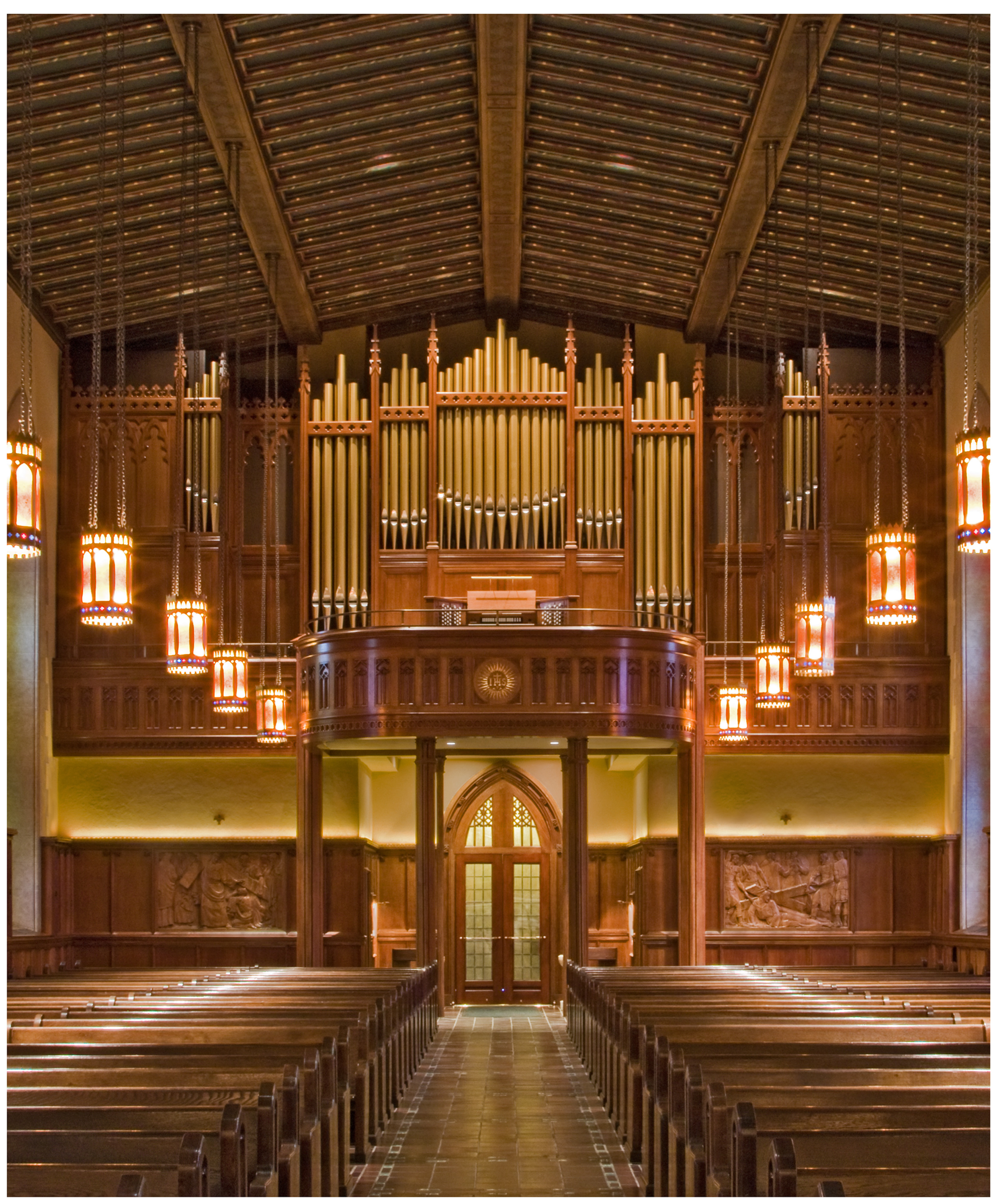 Schoenstein & Co  - Associated Pipe Organ Builders of America